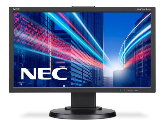 MultiSync E203Wi black