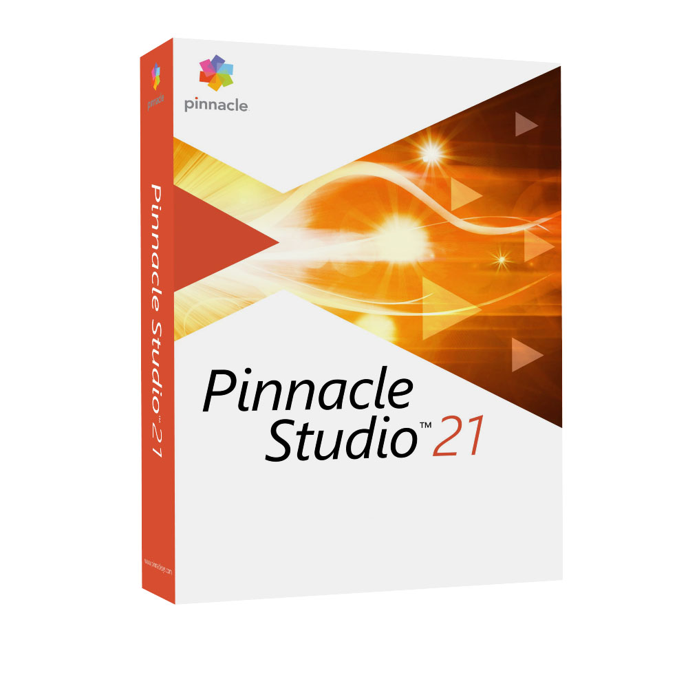 Pinnacle Studio 21 Standard ML EU