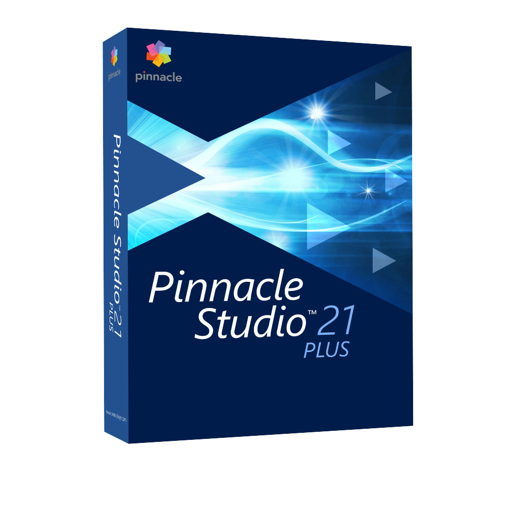 Pinnacle Studio 21 Plus ML EU UPGRADE