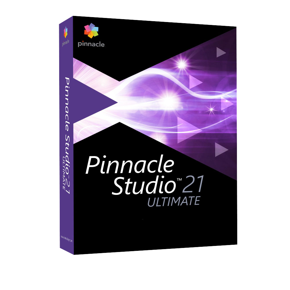 Pinnacle Studio 21 Ultimate Corp License (11-50)