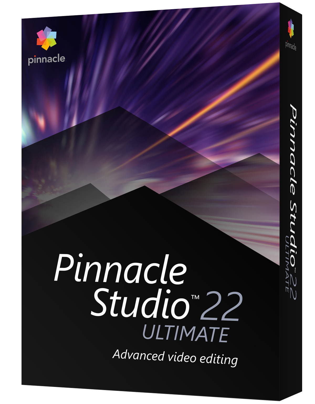 Pinnacle Studio 22 Ultimate ML EU Upgrade