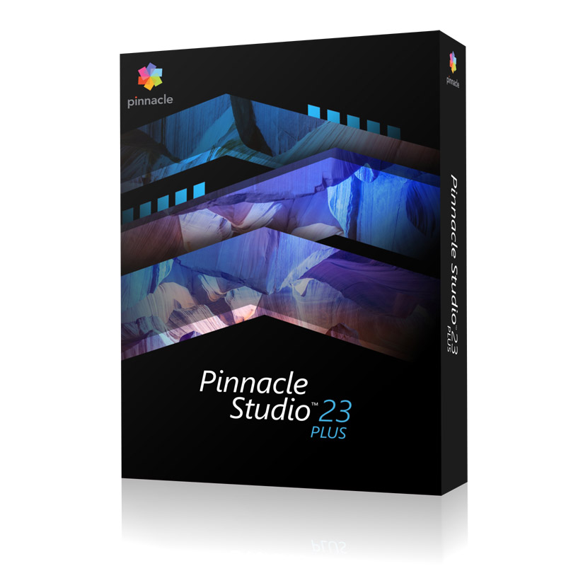 Pinnacle Studio 23 Plus ML EU Upgrade